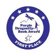 Purple Dragonfly Book Award First Place A Sandy Grave
