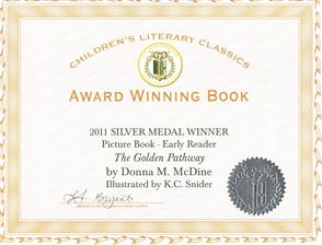 Children's Literary Classic Award - The Golden Pathway